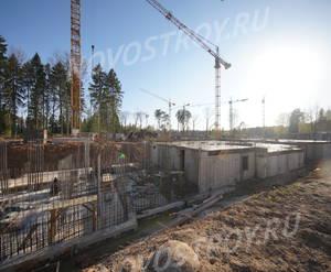 ЖК Миниполис «Серебрица»: ход строительства корпуса №3