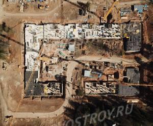ЖК Миниполис «Серебрица»: ход строительства корпуса №4