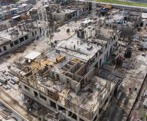 ЖК «Второй квартал»: ход строительства