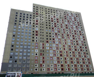 ЖК «Городские истории»: ход строительства корпуса №1