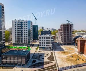 МФК «Резиденции архитекторов»: ход строительства корпуса №10