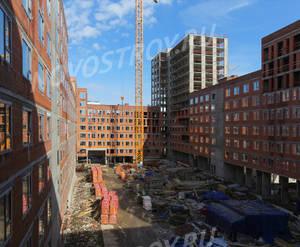 ЖК «Первый квартал»: ход строительства 2 очереди из группы дольщиков