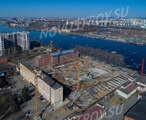 ЖК «Эталон на Неве»: ход строительства