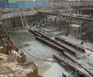 ЖК «Классика»: ход строительства корпуса №Г3