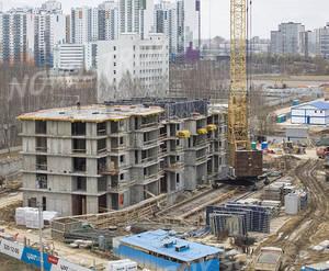 ЖК ЦДС «Северный»: ход строительства корпуса №3