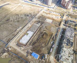 ЖК ЦДС «Северный»: ход строительства корпуса №5