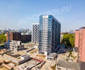 ЖК «Резиденции композиторов»: ход строительства корпуса №2.2