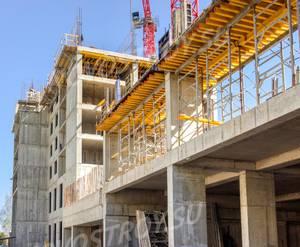 ЖК «Аист»: ход строительства (май 2019)