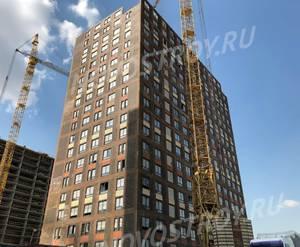 ЖК «Белая Дача парк»: ход строительства корпуса №2