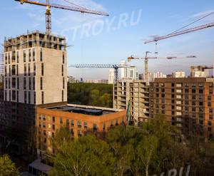 ЖК «Академика Павлова»: ход строительства корпуса №28