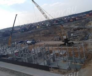 МЖК «Новое Бисерово 2»: ход строительства корпуса №17