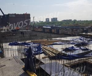 ЖК «Aquatoria»: ход строительства корпуса №С1