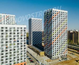 ЖК «Римского-Корсакова 11»: ход строительства корпуса №3