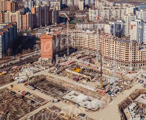 ЖК «Новое Купчино»: ход строительства