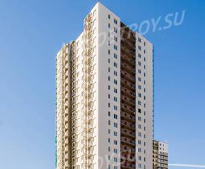 ЖК «Новая Охта»: ход строительства дома №11