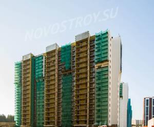 ЖК «Шуваловский»: ход строительства дома №16