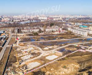 ЖК «Ручьи»: ход строительства дома №10