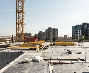 ЖК «Magnifika»: ход строительства 4 очереди