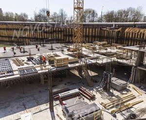 ЖК «Городские резиденции Spires»: ход строительства