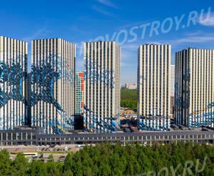 ЖК «Эталон-Сити. Башни Токио»: из группы застройщика