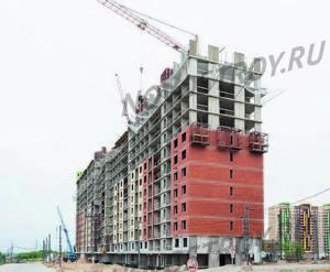 ЖК «Томилино 2020»: ход строительство