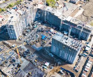 ЖК Светлый мир «Жизнь...»: ход строительства (май 2019)