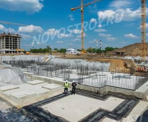 ЖК «Преображение»: ход строительства корпуса №8
