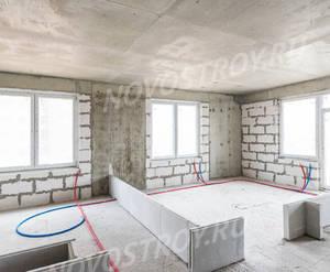 ЖК «Лесопарковый»: ход строительства корпуса №1