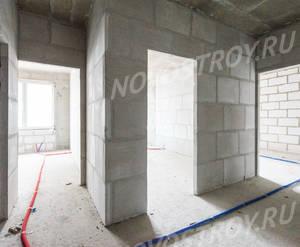 ЖК «Лесопарковый»: ход строительства корпуса №2