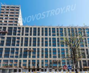 ЖК «Михайлова 31»: ход строительства корпуса №1