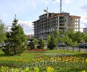 ЖК «Отрада»: ход строительства корпуса №18