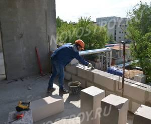 ЖК «Счастье в Кузьминках»: ход строительства