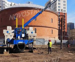 МФК «Studio Moskovsky»: ход строительства