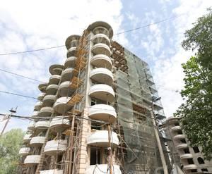 ЖК «Александрийский»: ход строительства (май 2019)