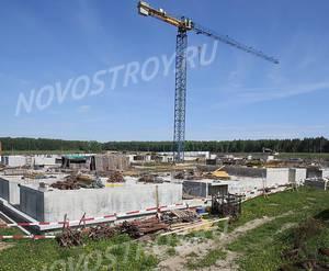 ЖК «Цветочные поляны»: ход строительства корпуса №3