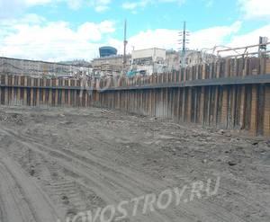 ЖК «Рихард»: ход строительства корпуса №2