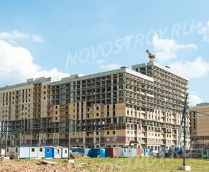 ЖК «Остафьево»: ход строительства корпуса №5