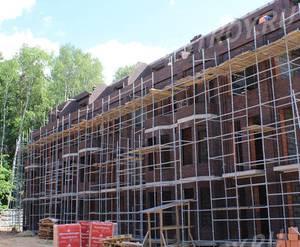 МЖК «Barton»: ход строительства корпуса №3