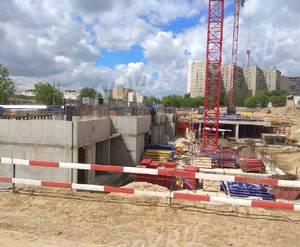 ЖК «Настроение»: ход строительства корпуса №2