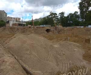 ЖК «Настроение»: ход строительства корпуса №3