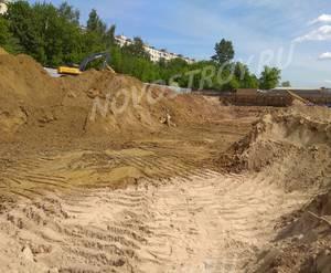 ЖК «Настроение»: ход строительства корпуса №4