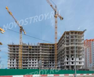 ЖК «Некрасовка» (Маресьева): ход строительства
