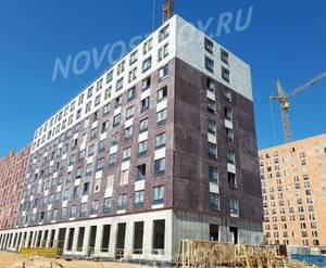 ЖК «Люберцы парк»: ход строительства корпуса №1