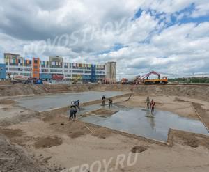 ЖК «Люберцы 2020»: ход строительства корпуса №55