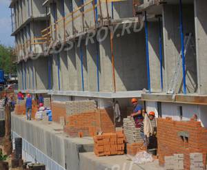 ЖК «Аврора (Химки)»: ход строительства