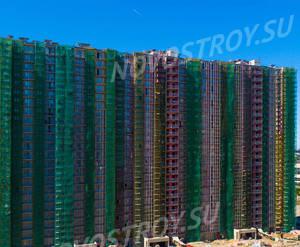 ЖК «Цивилизация»: ход строительства дома №6