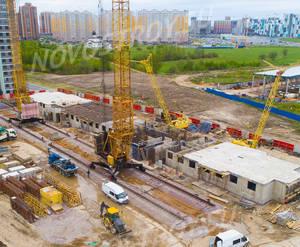 ЖК «Шуваловский»: ход строительства дома №21