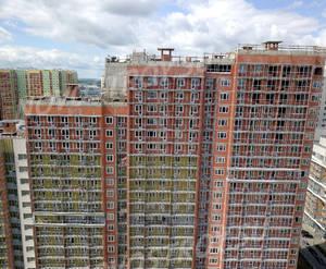 ЖК «Триумф Парк»: ход строительства 5 очереди из группы застройщика