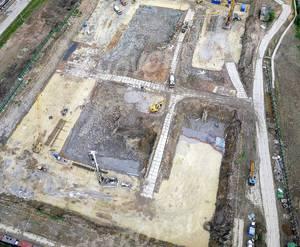 ЖК «Триумф Парк»: ход строительства 6 очереди из группы застройщика
