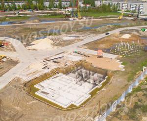 ЖК «Ручьи»: ход строительства дома №2